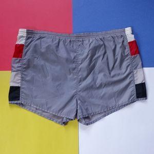 Vintage Foot Locker Short Bike Shorts with Liner